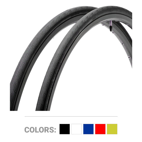 Panaracer - Catalyst Sport (Urban / Road) Tubed Folding Bicycle Tire (5 Colors) - ZEITBIKE