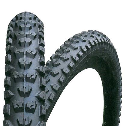 Panaracer - Swoop AllTrail (MTB) Folding Bicycle Tire - Tubed