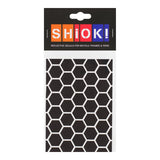 SHIOK - HONEYCOMB Frame Reflectives