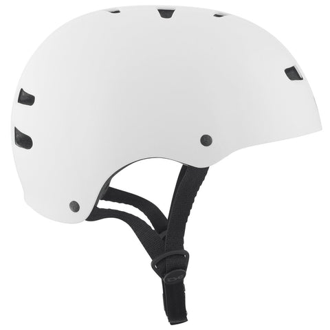 TSG - Skate/BMX Helmet - Injected White