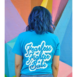"""Fearless Fighter Babe"" T-shirt"