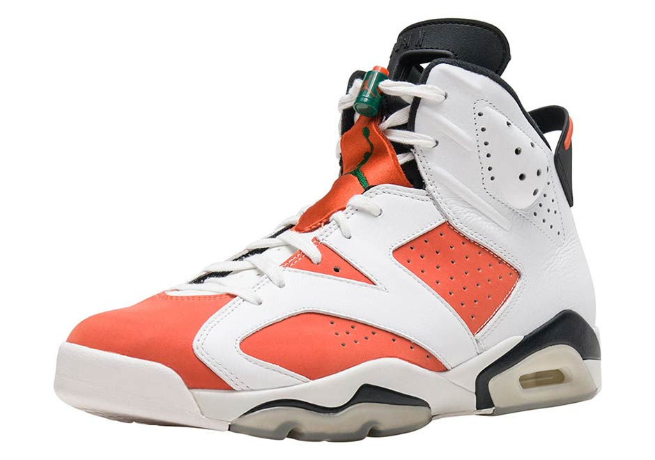 AJ RETRO 6 ''GATORADE'' – Exclusive Gear Wear