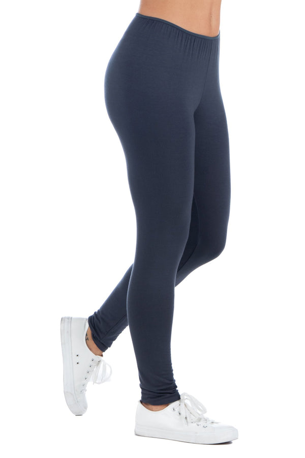 Comfortable Ankle Length Stretch Leggings