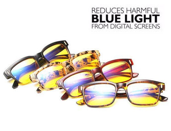 Stylish Blue Light Blocking Computer & Gaming Glasses