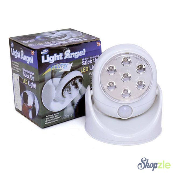 Light Angel - Motion Activated LED Light - Shopzle