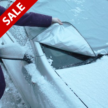 Easy Off - Full Protection Windshield Cover