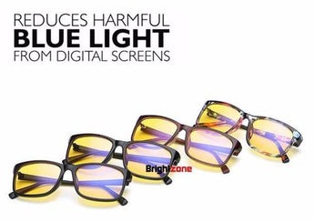 Blue Light Blocking Glasses- Protect Yours Eyes & Get Better Sleep