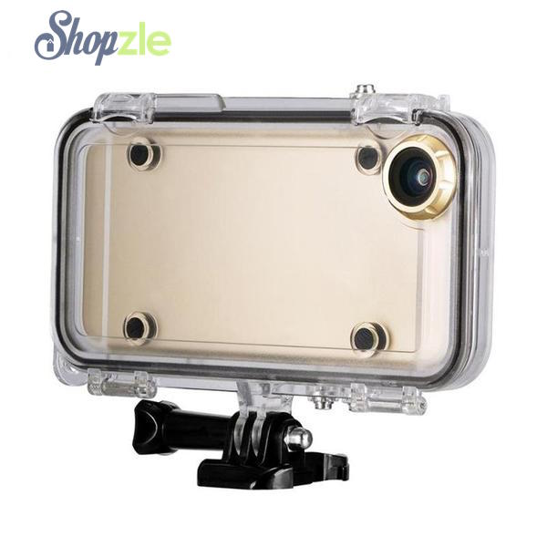 Extreme Sports Waterproof Case iPhone Case