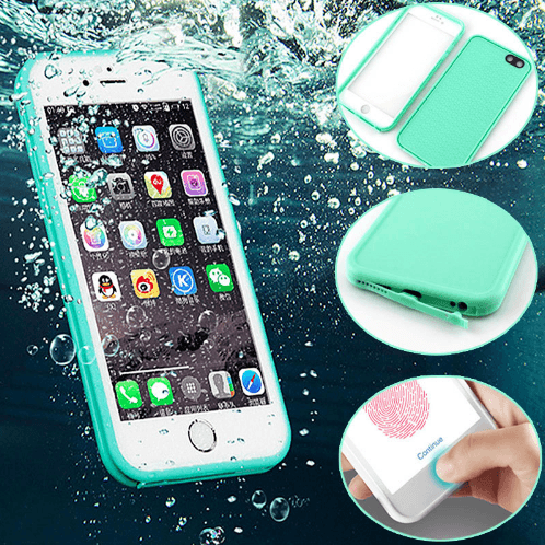 Waterproof iPhone Cases - Shopzle