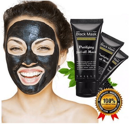 Black Face Mask - Blackhead Remover