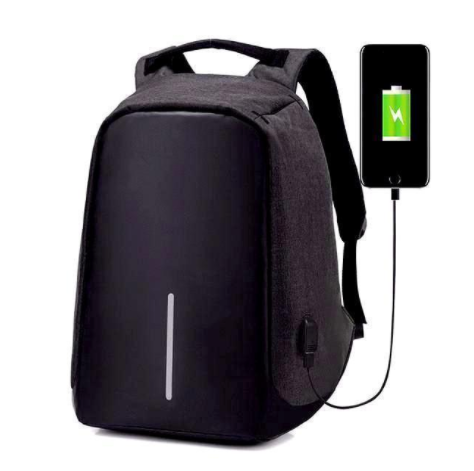 SecureTech™ - Anti-Theft Backpack Bag