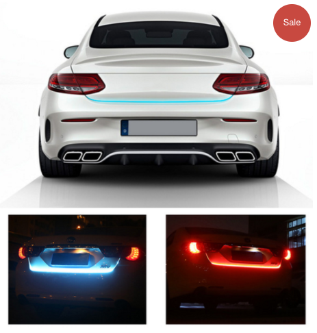 Car LED Trunk Light - Shopzle