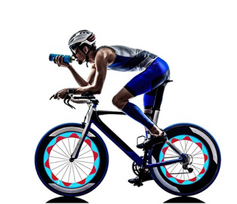 LED Bike Wheel Light (3 Modes - 30 Color Patterns!) - Shopzle