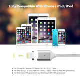 Magnetic Lighting Fast Charging Cable For iPhone