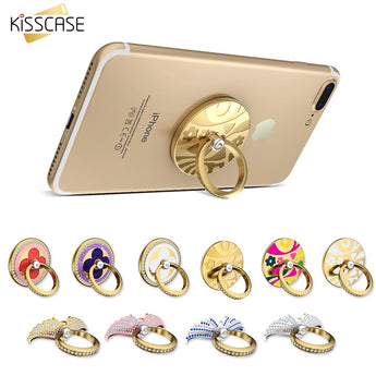 KISSCASE- Selfie Ring (BONUS: Car-Wall Mount Included)