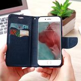 KISSCASE- Fun Leather Wallet Flip Cases For iPhone - Shopzle