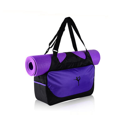 Water Resistant Multifunctional Yoga Bag