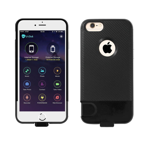 Shopzle™ Memory Case For iPhone 6/6S & iPhone 7