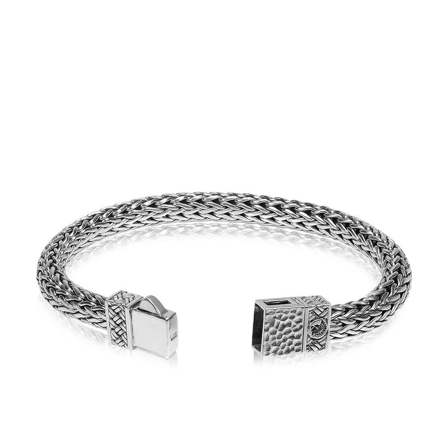 silver products sterling precious chain novelty bracelet product image