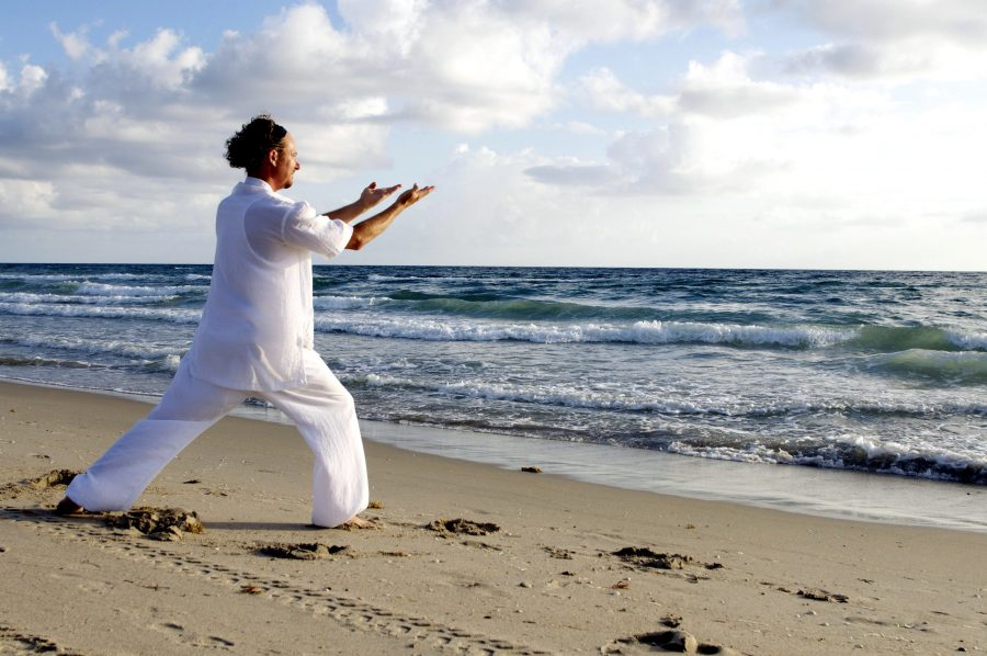 Chronic Pain - Tai Chi for treating Chronic Pain Symptoms