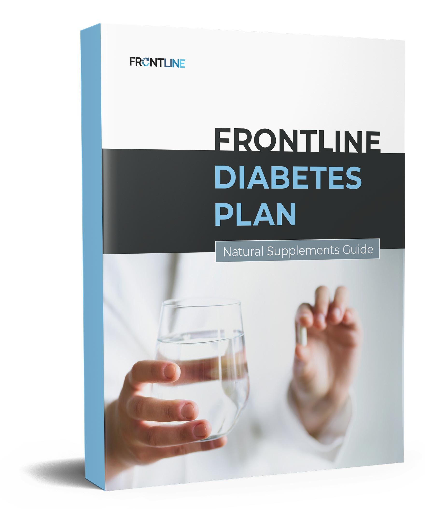 Frontline Diabetes Plan Natural Supplement Guide