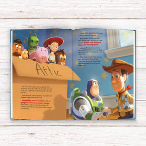 Toy Story 3- Personalised Book