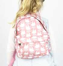 Swan Print Mini Backpack