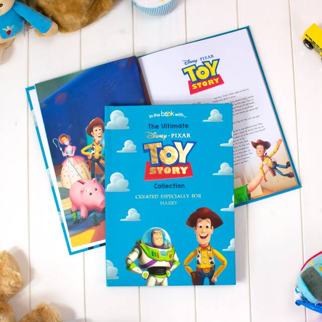 Toy Story Ultimate Collection - Personalised Book