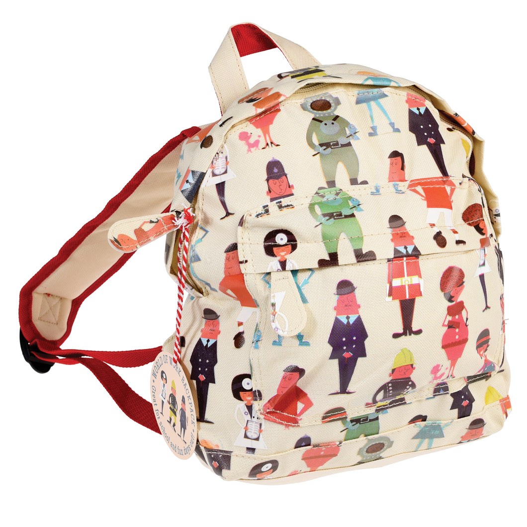 When I Grow Up Mini Backpack