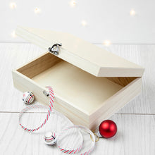 Personalised Bauble Christmas Eve Box