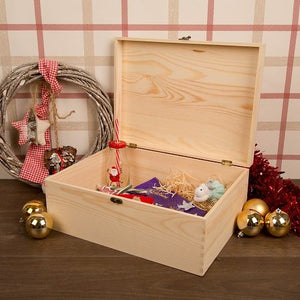 Santa & Rudolf Christmas Eve Box
