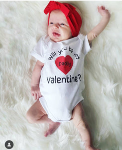 Personalised Baby Vest - Will You Be My...?