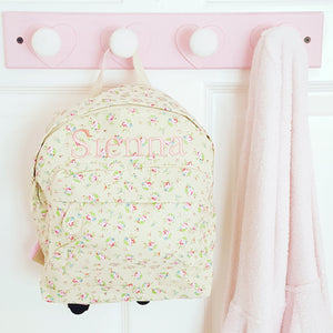 Ditsy Floral Mini Backpack