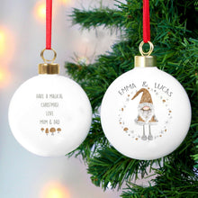 Scandinavian Christmas Gnome Bauble