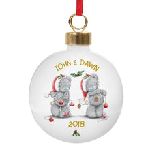 Me to You Couples Christmas Bauble
