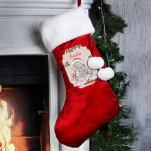Me to You Reindeer Luxury Stocking