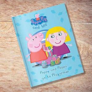 Peppa Pig personalised book