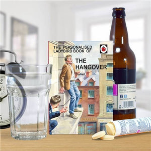 """How It Works"" - The Hangover personalised book"