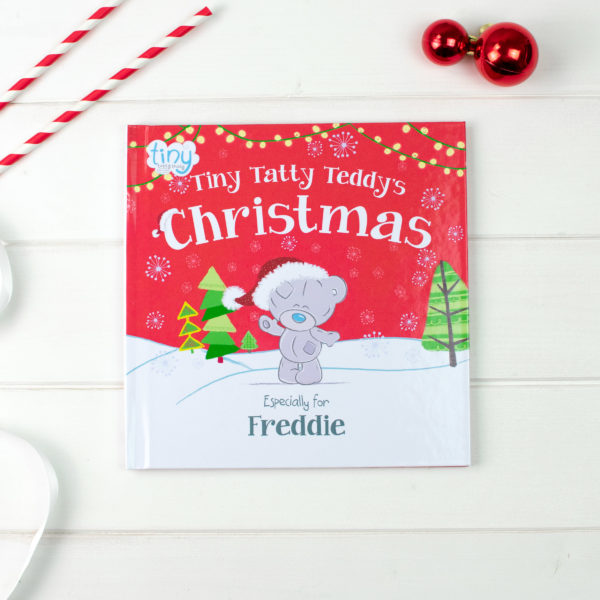 Tiny Tatty Teddy's Christmas Book