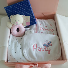 Simba - Personalised Baby Gift Set Pink