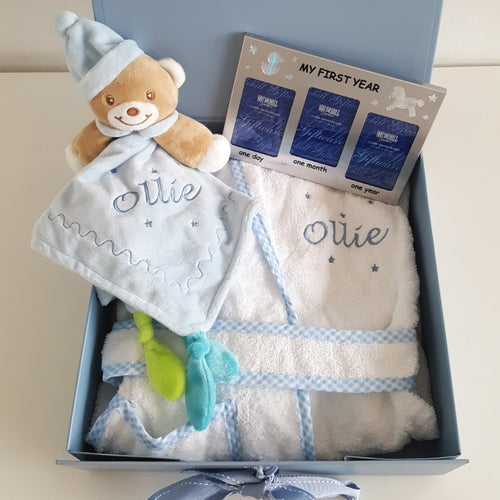 Coco - Baby Gift Set Blue