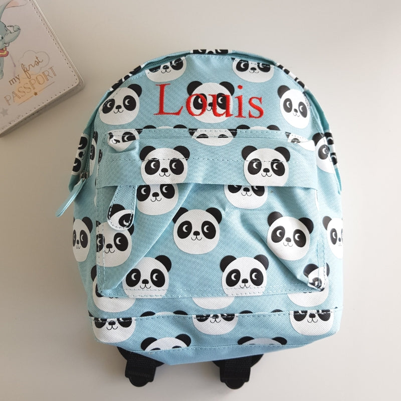 Panda Mini Backpack