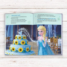 Frozen Fever - Personalised Book