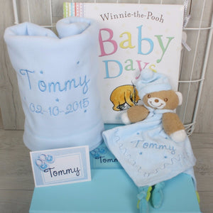 Unique Personalized Christening Gifts Baby Gift Baskets