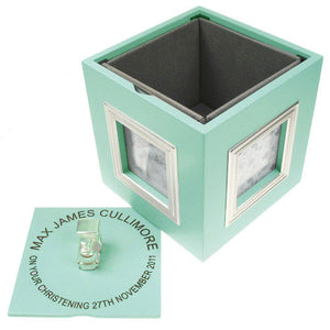 Personalised musical keepsake box
