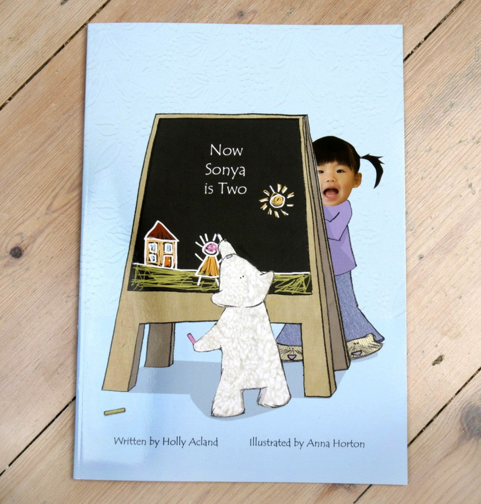 Now you are two personalised book