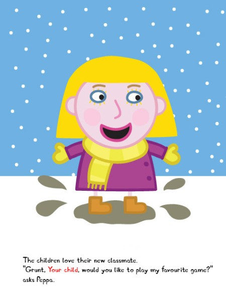 Peppa Pig Personalised Book Www Justathought Ie