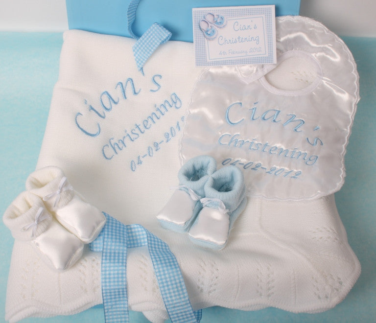 Baby's Christening Day Set