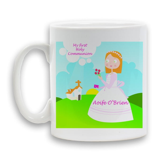 First Holy Communion Mug