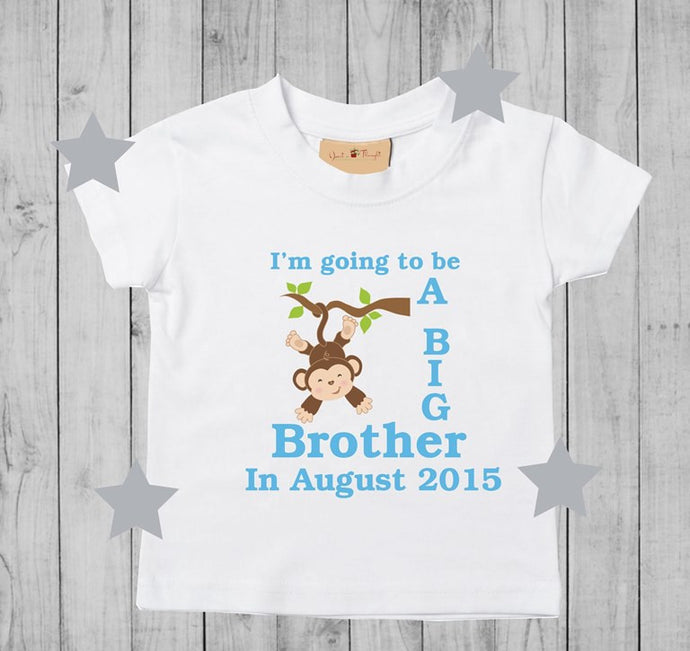 Personalised Big Brother T-Shirt